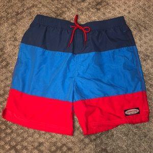 Vineyard Vines swim shorts men's small